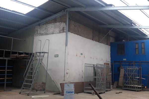 Foto de nave industrial en venta en avenida reforma , lomas de san lorenzo, iztapalapa, df / cdmx, 5403485 No. 02