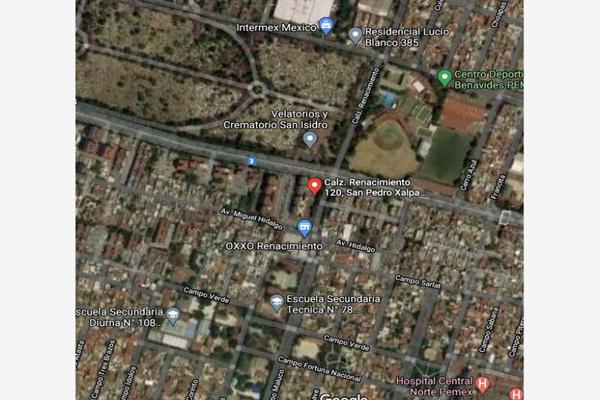 Foto de departamento en venta en avenida renacimiento 120, san pedro xalpa, azcapotzalco, df / cdmx, 0 No. 11
