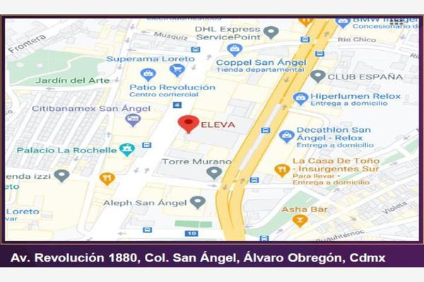 Foto de departamento en venta en avenida revolución 1880, san angel, álvaro obregón, df / cdmx, 20146560 No. 11