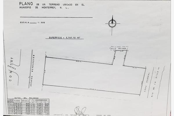Foto de terreno comercial en venta en avenida revolución 223, contry, monterrey, nuevo león, 13694653 No. 05