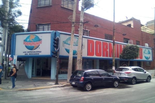Foto de edificio en venta en avenida revolucion , escandón i sección, miguel hidalgo, df / cdmx, 18329232 No. 01