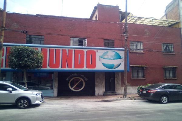 Foto de edificio en venta en avenida revolucion , escandón i sección, miguel hidalgo, df / cdmx, 18329232 No. 02