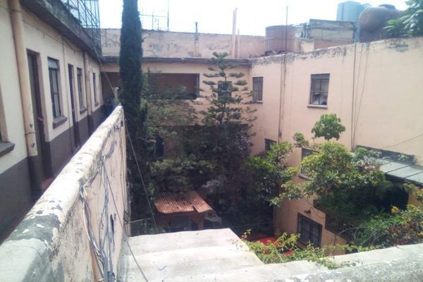 Foto de edificio en venta en avenida revolucion , escandón i sección, miguel hidalgo, df / cdmx, 18329232 No. 05