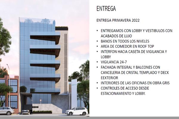 Foto de oficina en venta en avenida revolucion , insurgentes mixcoac, benito juárez, df / cdmx, 15207962 No. 12