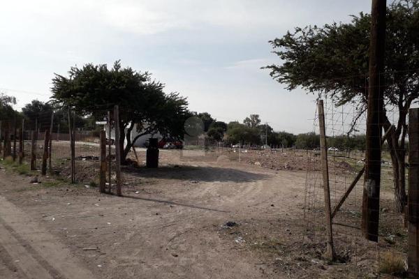 Foto de terreno habitacional en venta en avenida revolución y camino a las golondrinas , pozos residencial, san luis potosí, san luis potosí, 12767327 No. 01