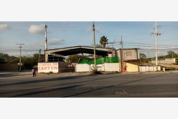 Foto de bodega en venta en avenida reynosa y carretera rio bravo matamoros esquina con bienestar carret. 8 carriles, bienestar, reynosa, tamaulipas, 9916987 No. 01