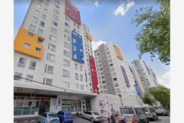 Foto de departamento en venta en avenida rio consulado 800, ampliación napoles, benito juárez, df / cdmx, 12786244 No. 01