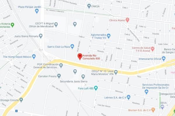 Foto de departamento en venta en avenida rio consulado 800, ampliación napoles, benito juárez, df / cdmx, 12786244 No. 02