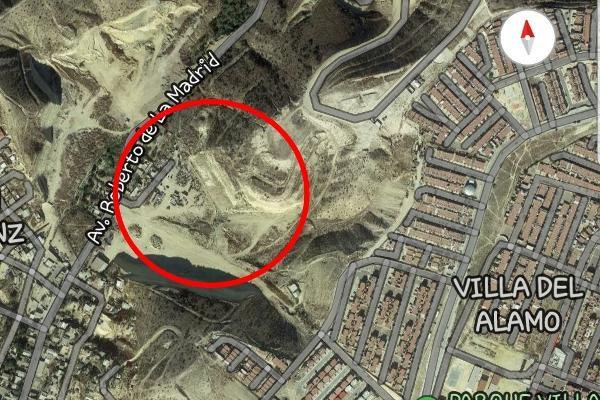 Foto de terreno habitacional en venta en avenida roberto de la madrid , cañón del sainz, tijuana, baja california, 5353365 No. 01