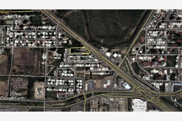 Foto de terreno comercial en venta en avenida roman cepeda kilometro 22 , ampliación privada blanca, piedras negras, coahuila de zaragoza, 5447285 No. 02
