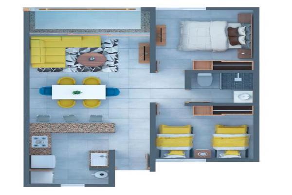 Foto de casa en condominio en venta en avenida sabalo cerritos , cerritos al mar, mazatlán, sinaloa, 6136232 No. 02