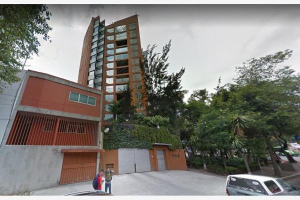 Foto de departamento en venta en avenida san antonio 158, ciudad de los deportes, benito juárez, df / cdmx, 6194575 No. 02