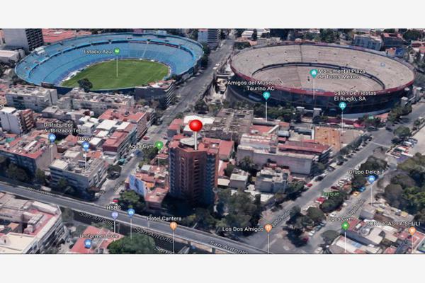 Foto de departamento en venta en avenida san antonio 158, ciudad de los deportes, benito juárez, df / cdmx, 7276080 No. 02