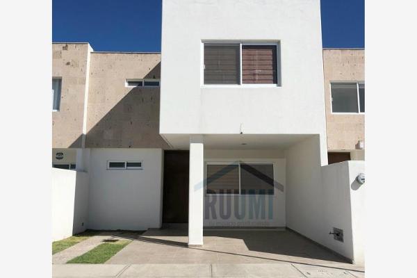 Foto de casa en renta en avenida san antonio 305, rancho santa mónica, aguascalientes, aguascalientes, 11431767 No. 01