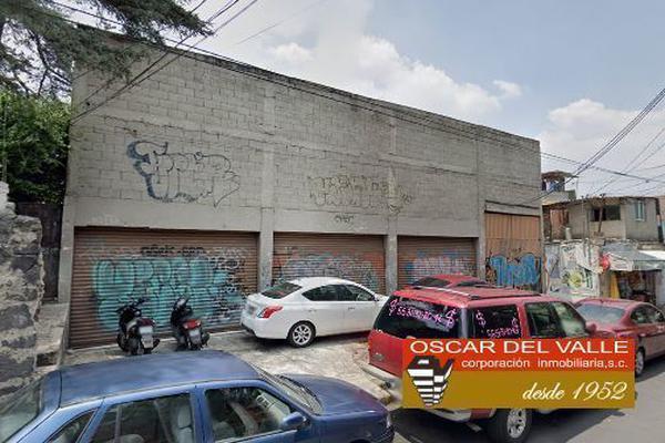 Foto de terreno comercial en venta en avenida san bernabe , san jerónimo lídice, la magdalena contreras, df / cdmx, 17737090 No. 01