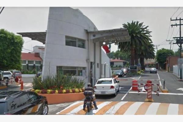 Foto de casa en venta en avenida san buenaventura 000, club de golf méxico, tlalpan, df / cdmx, 8258629 No. 01