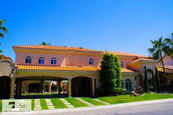 Foto de casa en venta en avenida san carlos , san pedro residencial, mexicali, baja california, 2723071 No. 01