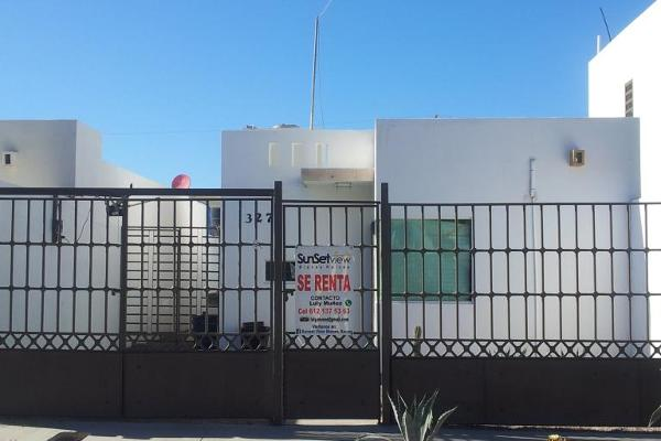 Foto de casa en renta en avenida san isidro #327 327, fraccionamiento residencial agua de la costa, la paz, baja california sur, 8875126 No. 01