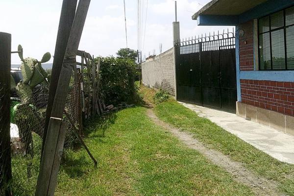 Foto de terreno habitacional en venta en avenida santa cruz 0, san sebastián, chalco, méxico, 8870760 No. 10