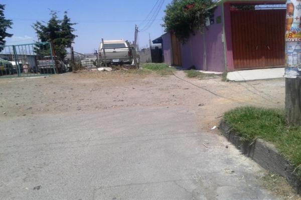 Foto de terreno habitacional en venta en avenida santa cruz 0, san sebastián, chalco, méxico, 8870760 No. 12