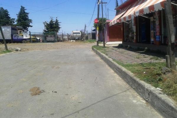 Foto de terreno habitacional en venta en avenida santa cruz 0, san sebastián, chalco, méxico, 8870760 No. 14