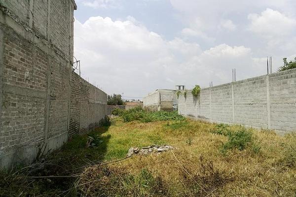 Foto de terreno habitacional en venta en avenida santa cruz 0, san sebastián, chalco, méxico, 8871704 No. 06