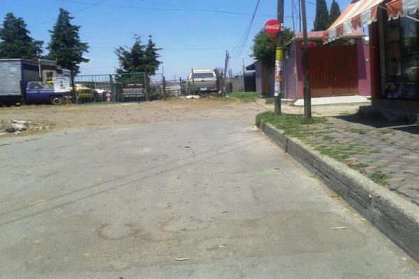 Foto de terreno habitacional en venta en avenida santa cruz 0, san sebastián, chalco, méxico, 8871704 No. 13