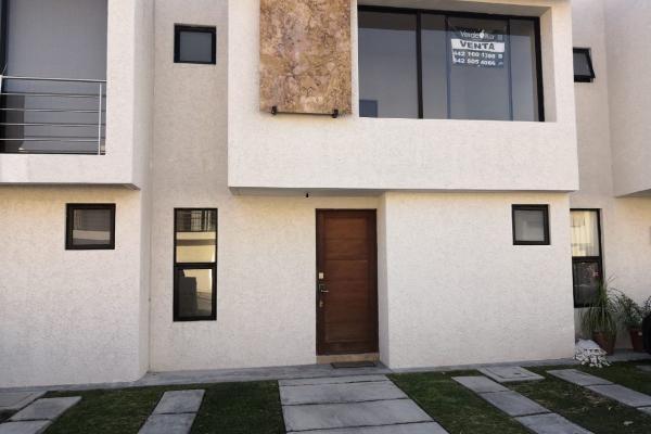 Foto de casa en venta en avenida santa fe , juriquilla santa fe, querétaro, querétaro, 8106890 No. 02