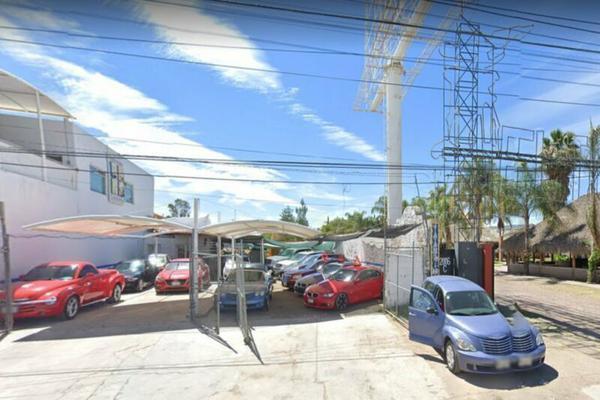 Foto de terreno habitacional en venta en avenida siglo xxl , el llano, jesús maría, aguascalientes, 18928969 No. 01
