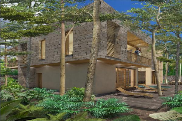 Foto de casa en venta en avenida sur , la veleta, tulum, quintana roo, 8835388 No. 01