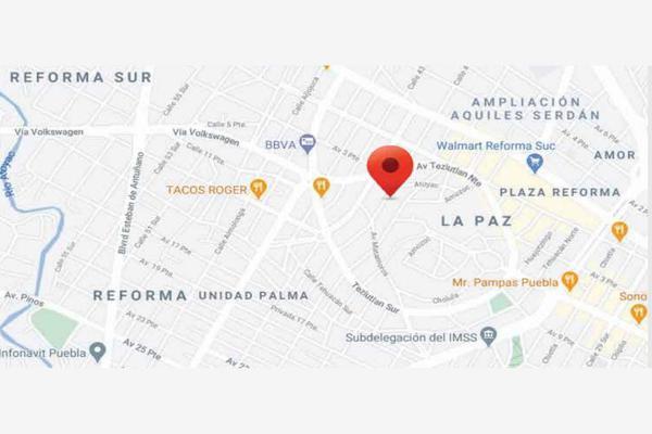 Foto de terreno comercial en venta en avenida tecamachalco 54, la paz, puebla, puebla, 0 No. 04