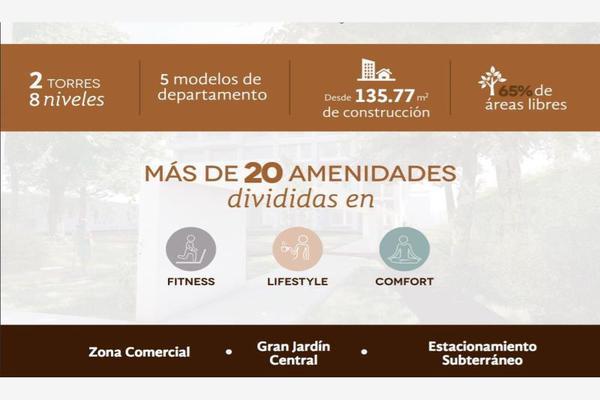 Foto de departamento en venta en avenida tecnológico 601, bellavista, metepec, méxico, 5295662 No. 03