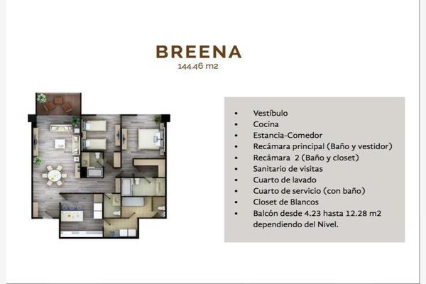 Foto de departamento en venta en avenida tecnológico 601, bellavista, metepec, méxico, 5295662 No. 04
