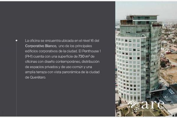Foto de oficina en renta en avenida tecnológico norte 950, real de san pablo, querétaro, querétaro, 7104262 No. 03