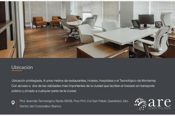 Foto de oficina en renta en avenida tecnológico norte 950, real de san pablo, querétaro, querétaro, 7104262 No. 12