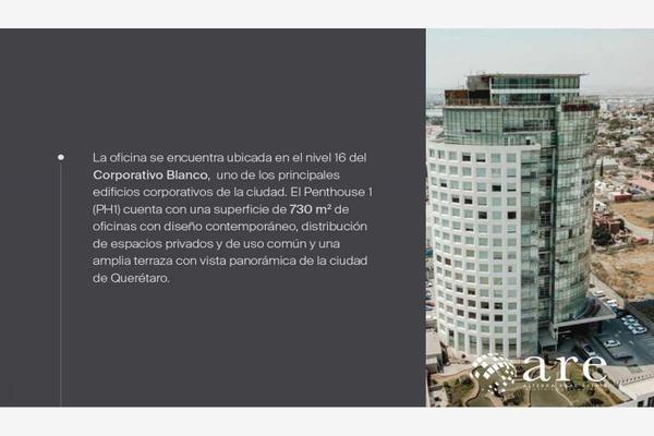 Foto de oficina en renta en avenida tecnológico norte 950, san pablo, querétaro, querétaro, 7104262 No. 03