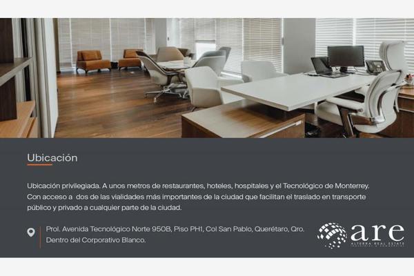 Foto de oficina en renta en avenida tecnológico norte 950, san pablo, querétaro, querétaro, 7104262 No. 12