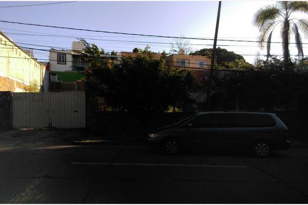 Foto de terreno comercial en venta en avenida teopanzolco 440, reforma, cuernavaca, morelos, 0 No. 01