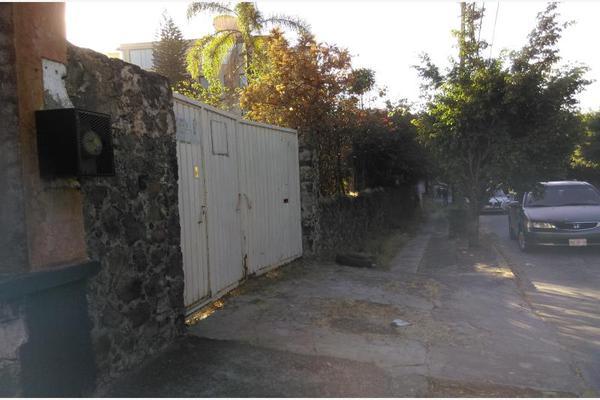 Foto de terreno comercial en venta en avenida teopanzolco 440, reforma, cuernavaca, morelos, 13294616 No. 04