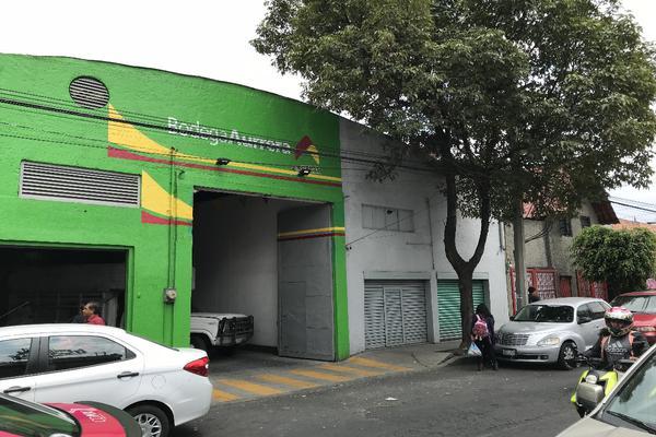 Foto de local en renta en avenida tepantongo , san andrés, azcapotzalco, df / cdmx, 7539425 No. 01