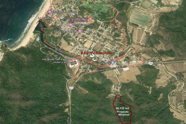 Foto de terreno habitacional en venta en avenida tercer mundo , san francisco, bahía de banderas, nayarit, 7262594 No. 09
