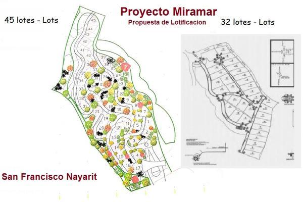 Foto de terreno habitacional en venta en avenida tercer mundo , san francisco, bahía de banderas, nayarit, 7262594 No. 10