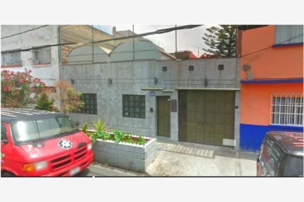 Foto de casa en venta en avenida tesoro 0, tres estrellas, gustavo a. madero, df / cdmx, 18247199 No. 01