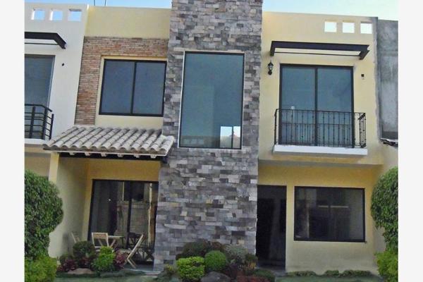 Foto de casa en venta en avenida tezontepec 26, centro jiutepec, jiutepec, morelos, 3070315 No. 01