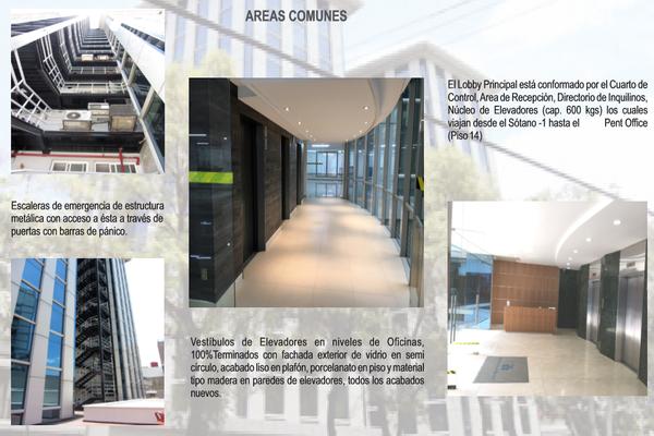 Foto de oficina en renta en avenida thiers , anzures, miguel hidalgo, df / cdmx, 10198145 No. 02