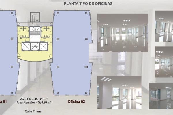 Foto de oficina en renta en avenida thiers , polanco v sección, miguel hidalgo, df / cdmx, 10198145 No. 08