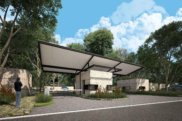 Foto de terreno habitacional en venta en avenida tixcuytún , santa gertrudis copo, mérida, yucatán, 14027846 No. 02