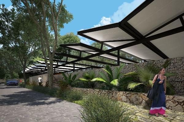 Foto de terreno habitacional en venta en avenida tixcuytún , santa gertrudis copo, mérida, yucatán, 14027846 No. 04