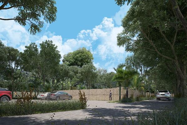 Foto de terreno habitacional en venta en avenida tixcuytún , santa gertrudis copo, mérida, yucatán, 14027846 No. 05