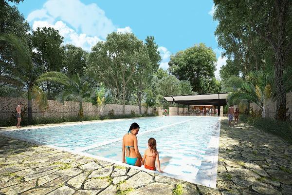 Foto de terreno habitacional en venta en avenida tixcuytún , santa gertrudis copo, mérida, yucatán, 14027846 No. 06